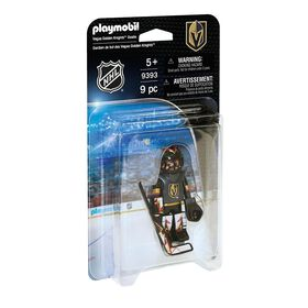 Playmobil - NHL Las Vegas Golden Knights Goalie