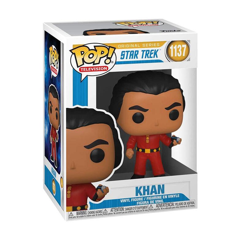 Figurine en Vinyle Khan par Funko POP! Star Trek