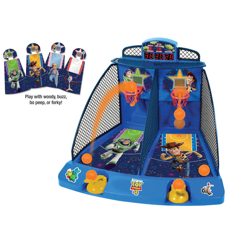 Toy Story 4 Electronic Arcade Basketball