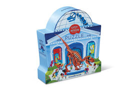 Crocodile Creek - Day at the Museum - Dinosaur 48 PC puzzle