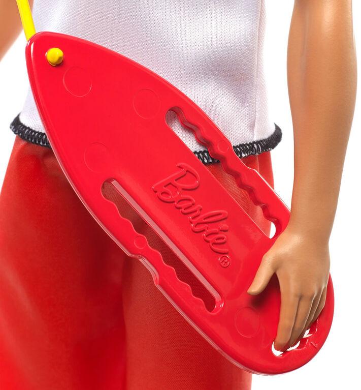 Barbie Lifeguard Ken Doll