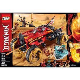 LEGO Ninjago Katana 4x4 70675