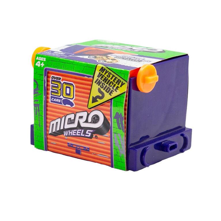 Micro Wheels Single Pack
