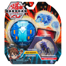 Bakugan Deka - Hydorous - Jumbo Collectible Transforming Figure