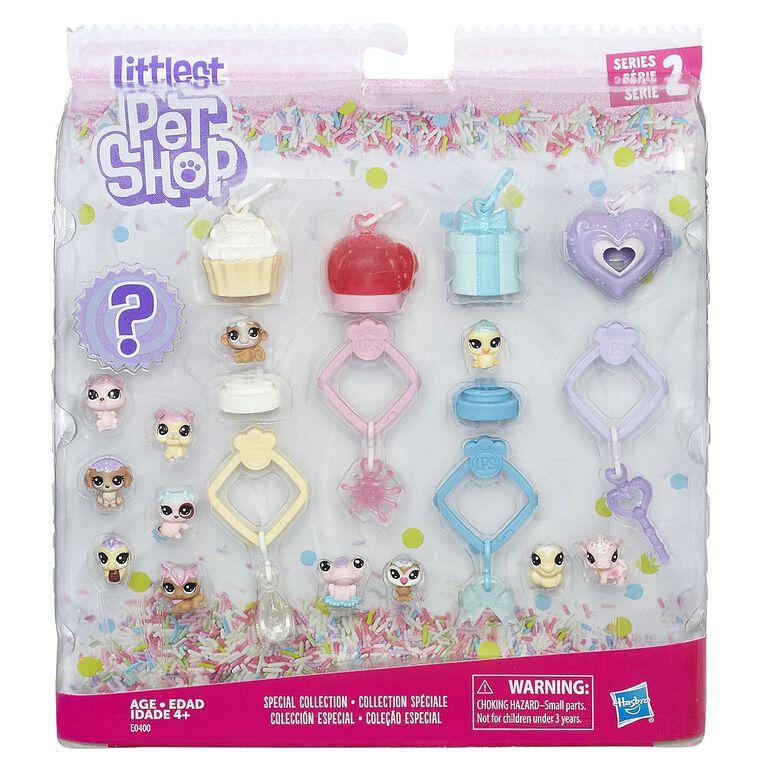 Littlest Pet Shop Frosting Frenzy Pack