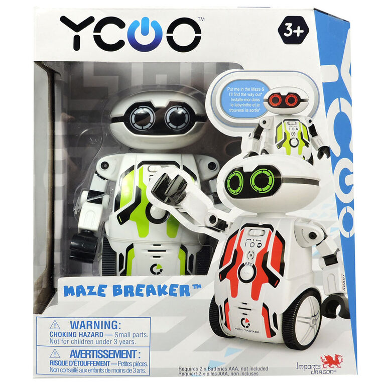 Robot Maze Breaker - Vert