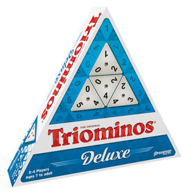 Pressman: Tri-Ominos Deluxe Game - English Edition