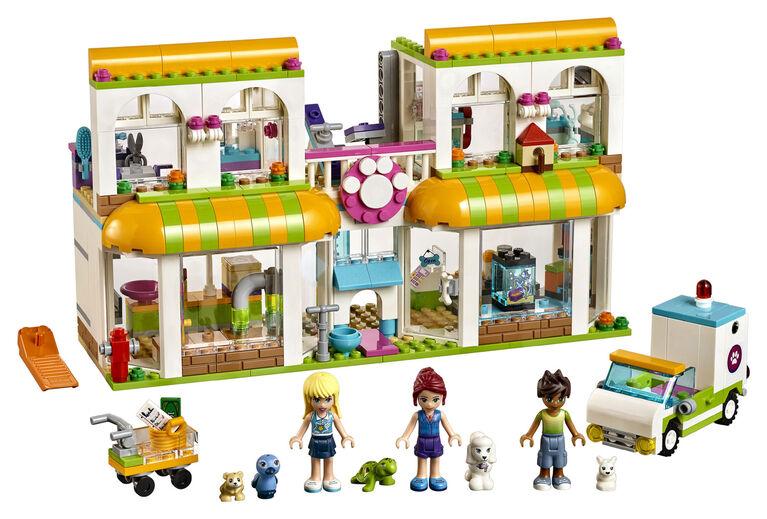 LEGO Friends Heartlake City Pet Center 41345