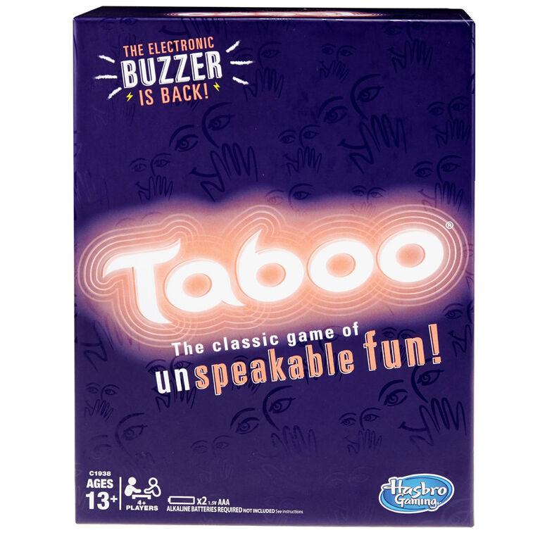 Hasbro Gaming - Taboo Game