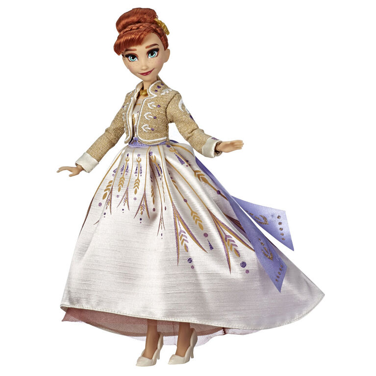 Disney Frozen, poupée Anna d'Arendelle