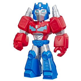 Playskool Heroes Mega Mighties Transformers Rescue Bots Academy Optimus Prime Figure