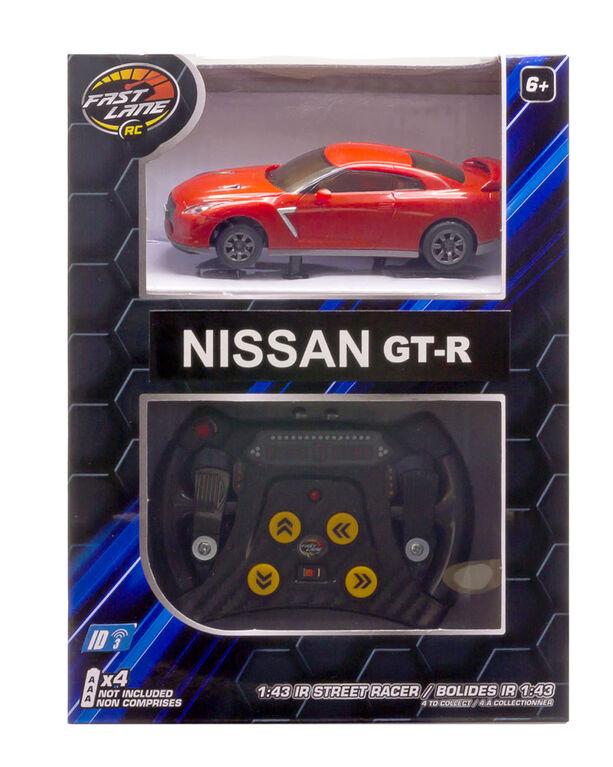 Fast Lane RC - 1:43 IR Street Racer - Nissan GTR