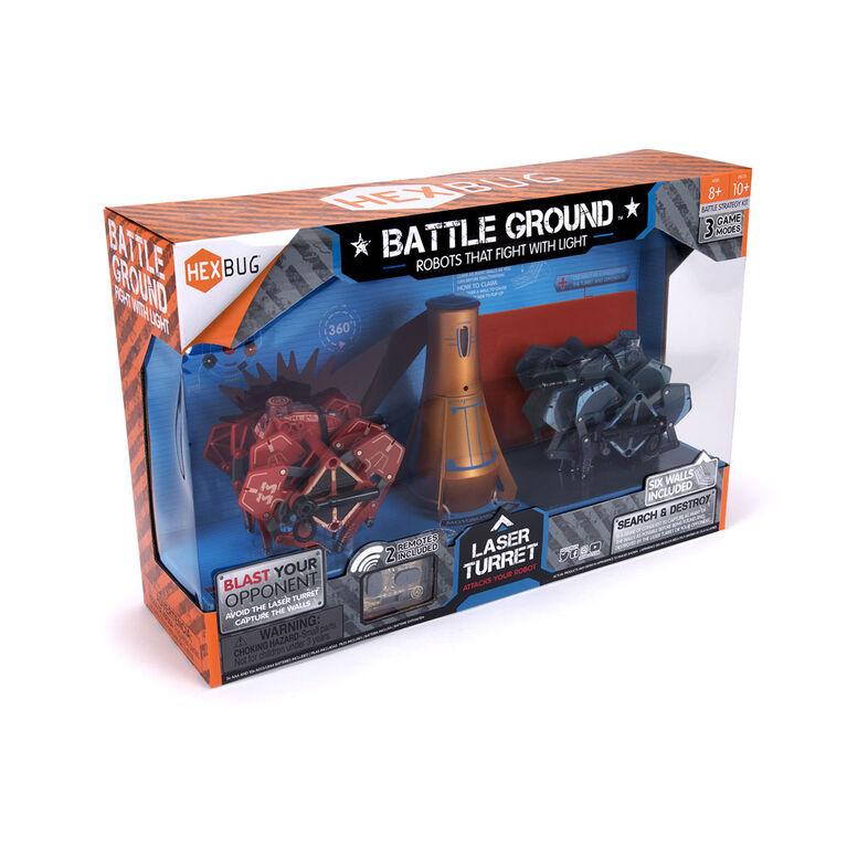 Hexbug Battle Ground Search & Destroy