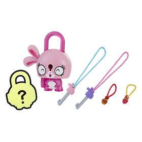 Lock Stars Basic Assortment Pink Bunny–Series 1
