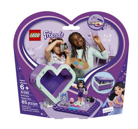 LEGO Friends Emma's Heart Box 41355