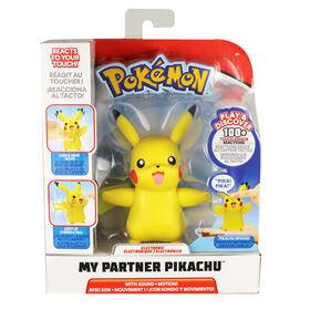 Pokémon My Partner Pikachu.