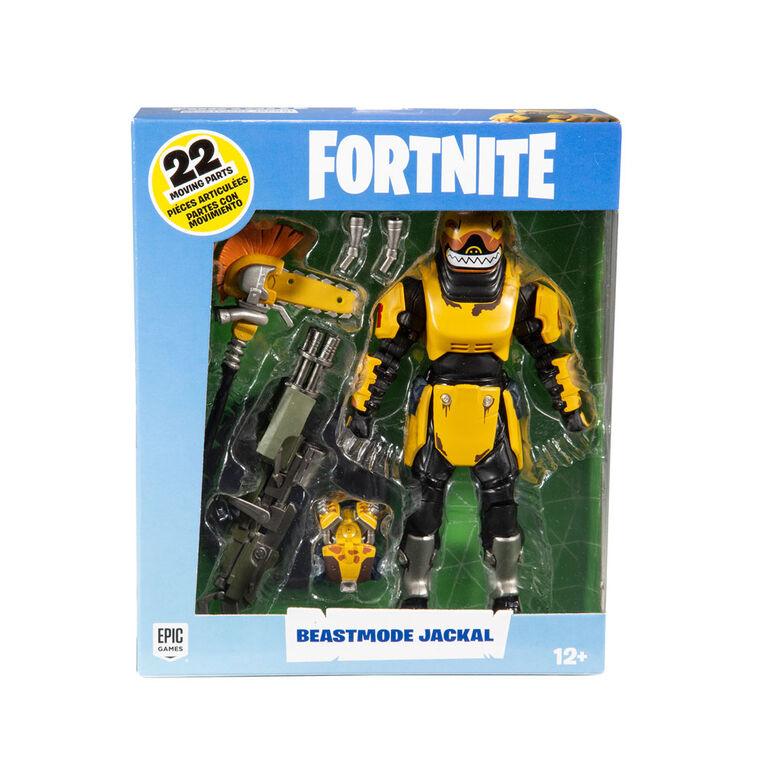 Fortnite - Figurine de 7 pouces - Jackal