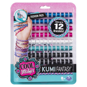 Cool Maker - KumiKreator Fantasy Fashion Pack Refill