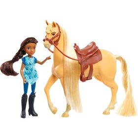 Spirit Small Doll and Horse Assortment - Prudence and Chica Linda
