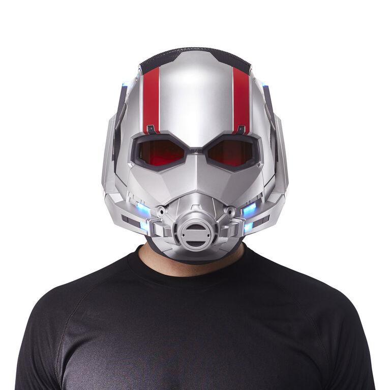 Marvel Legends Series Ant-Man Premium Collector Movie Electronic Helmet