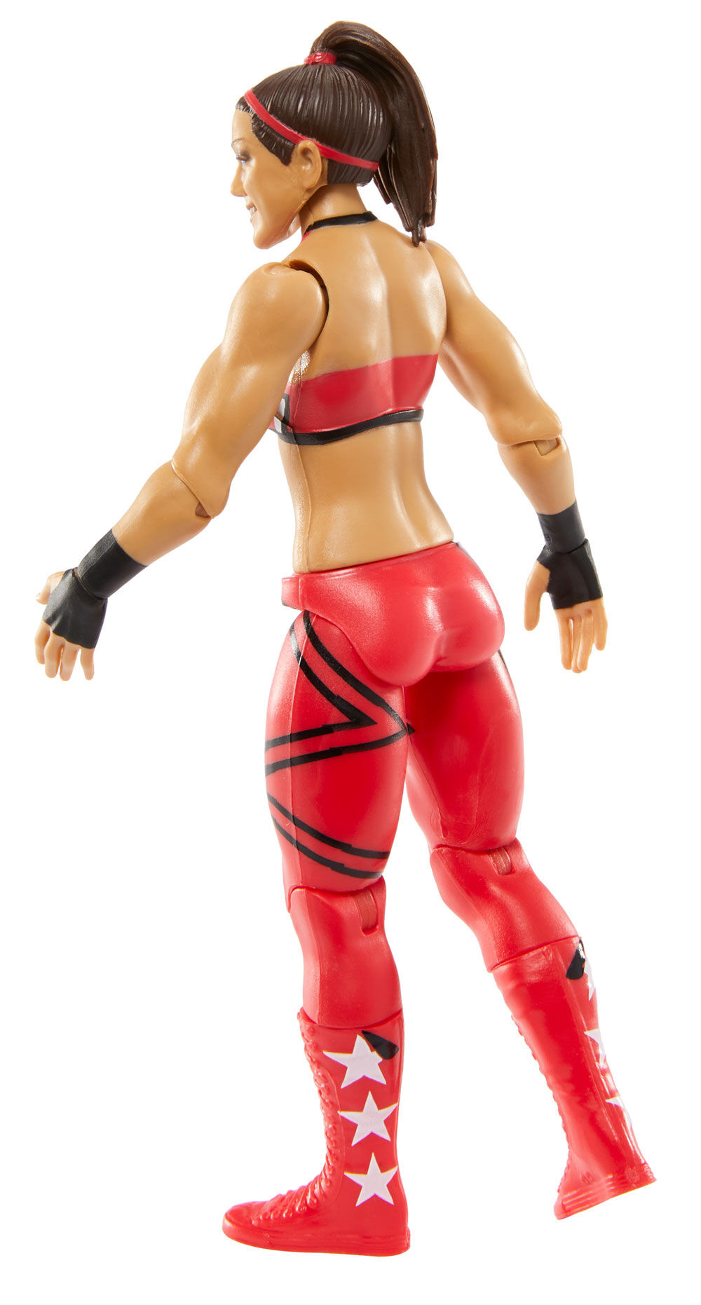 WWE combat Bayley Basic assortiment Action Figure MATTEL