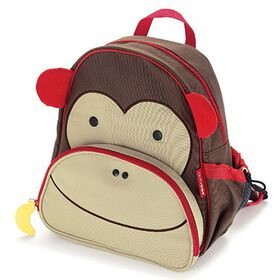 Skip Hop Little Kid Zoo Backpack - Monkey