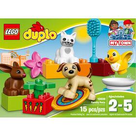 LEGO DUPLO Town Family Pets 10838