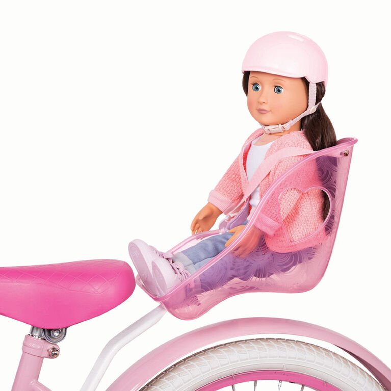 Our Generation, OG Carry Me Bicycle Seat for 18-inch Dolls