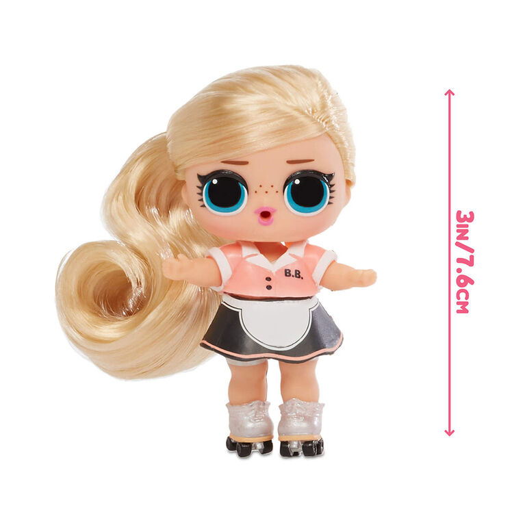 L.O.L. Surprise! #Hairgoals Series 2 Doll with Real Hair and 15 Surprises