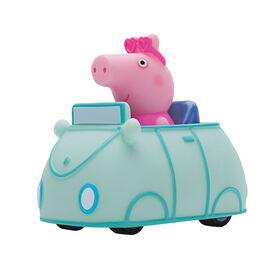 Peppa Pig - Mini Buggy - Peppa in Green Holiday Car