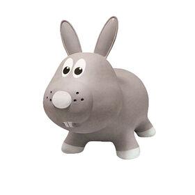 Farm Hoppers: Rabbit - Grey