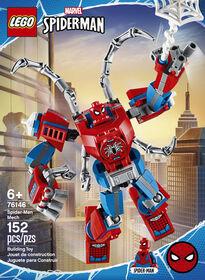 LEGO Super Heroes Le robot de Spider-Man 76146