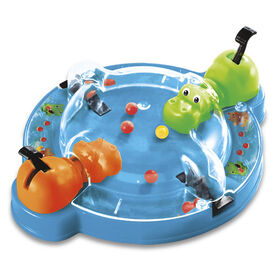 Hasbro Gaming - Jeu Hungry Hungry Hippos Grab & Go
