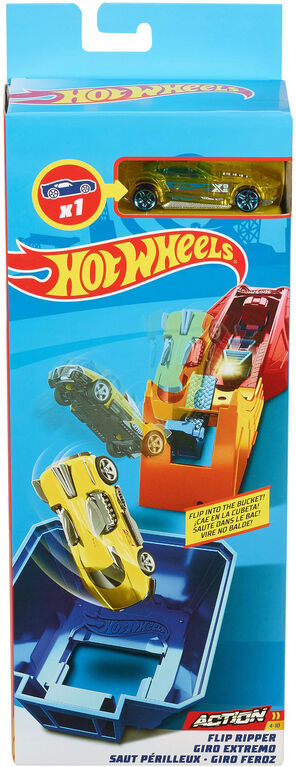 Hot Wheels Flip Ripper Stunt Set - R Exclusive