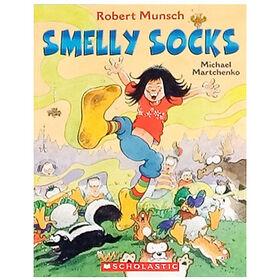 Smelly Socks - English Edition