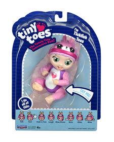 Mini poupée Tiny Toes Ticklish Tess.