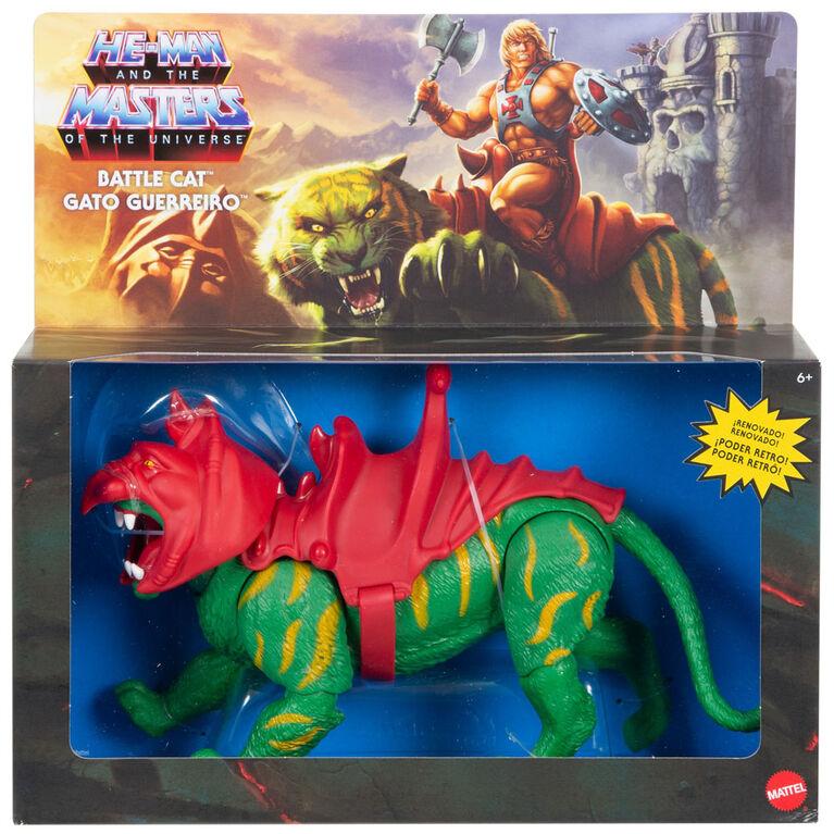 Les Maîtres de l'Univers - Origins - Figurine Articulée Tigre de Combat
