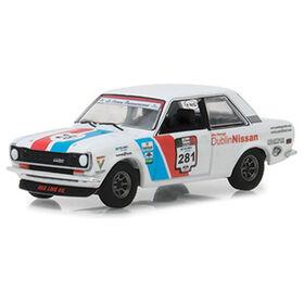 1:64 All-Terrain Series 7 - 1972 Datsun 510 La Carrera Panamericana #281 Dublin Nissan