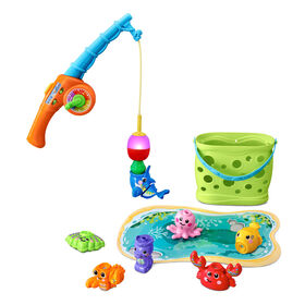 VTech Jiggle & Giggle Fishing Set - English Version