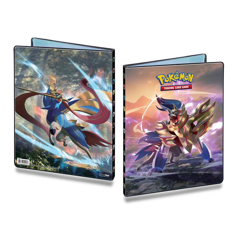 Pokemon Sword & Shield 9 Pocket Portfolio