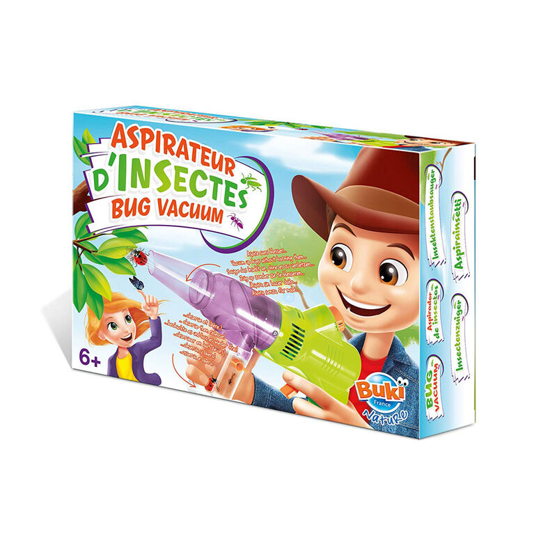 Aspirateur d'insects.