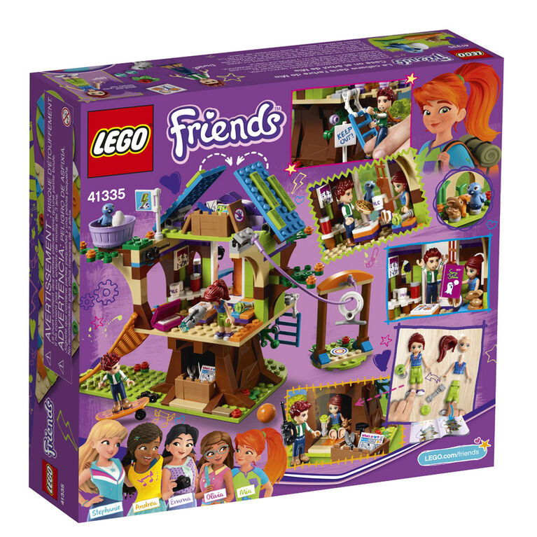 LEGO Friends Mia's Tree House 41335