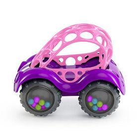 Oball - Purple Rattle & Roll Car