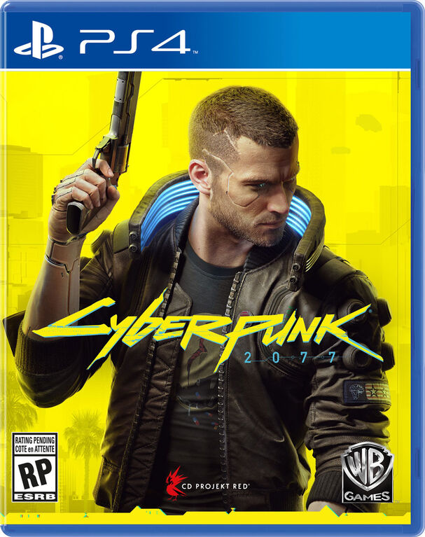 PlayStation 4 Cyberpunk