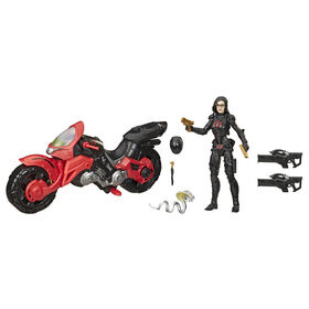 G.I. Joe Classified Series Special Missions: Cobra Island Baroness with C.O.I.L. Figure and Vehicle Set 13 - R Exclusive