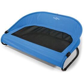 Gen7Pets Cool-Air Cot 30in - Trailblazer Blue