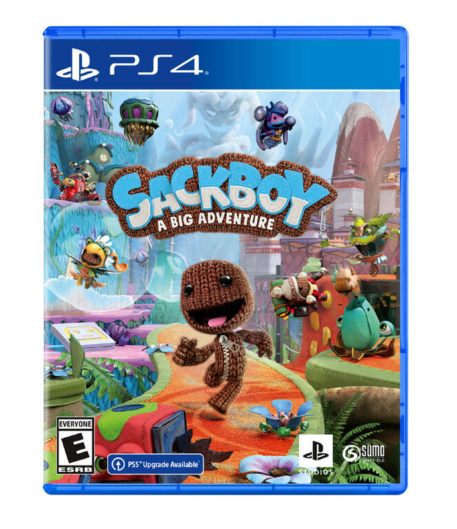 PlayStation 4 Sackboy A Big Adventure