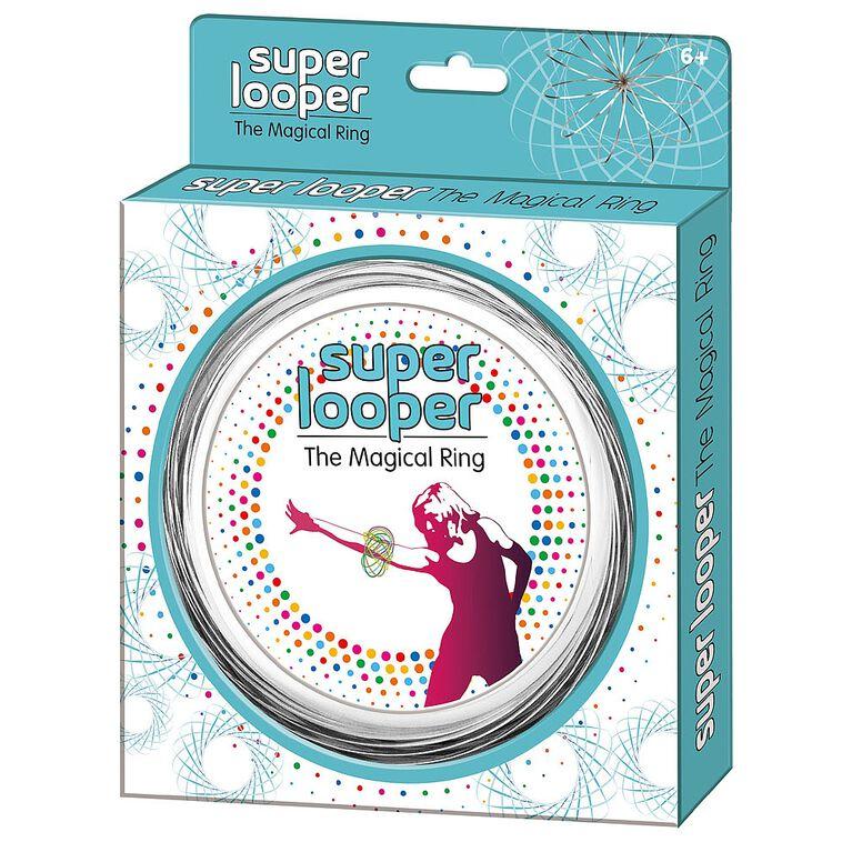 Incredible Novelties - Metallic Super Looper the Magical Ring