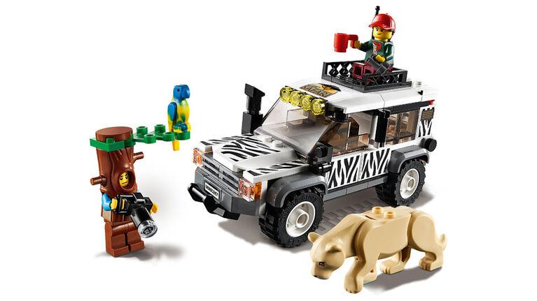 LEGO City Great Vehicles Safari Off-Roader 60267