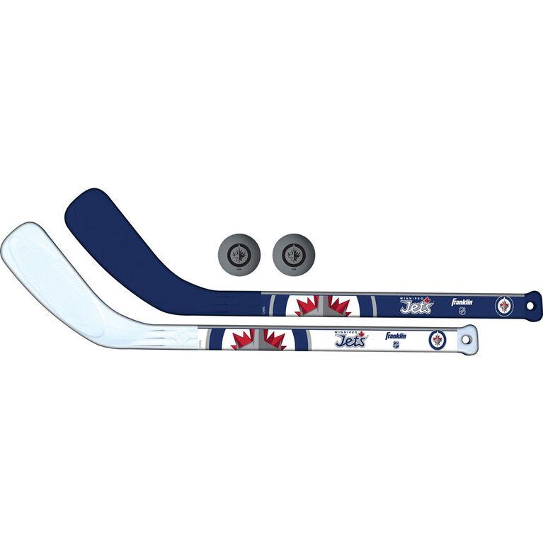 NHL - Mini Hockey 2 Stick Set - Winnipeg Jets